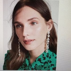 Baublebar Crystal Drop Earrings